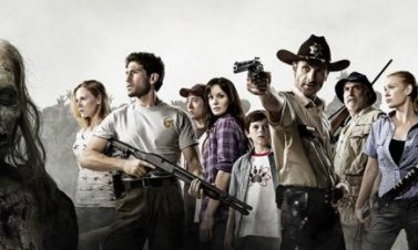 Plaga zombie en The Walking Dead