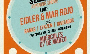Summer Sessions: (Live) Eidler + Mar Rojo @ Miércoles 7 Marzo | Papagayo's