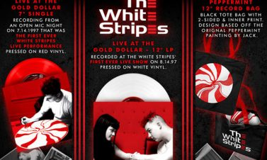 The White Stripes publicará su primer concierto en vinilo bajo el sello de Third Man Records