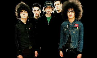 At the drive-in aparece como confirmado para Maquinaria 2012