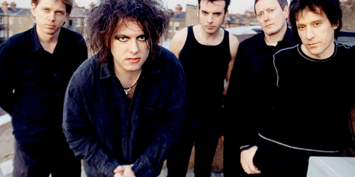 The Cure se estará presentando el 12 de Abril en el Estadio Nacional