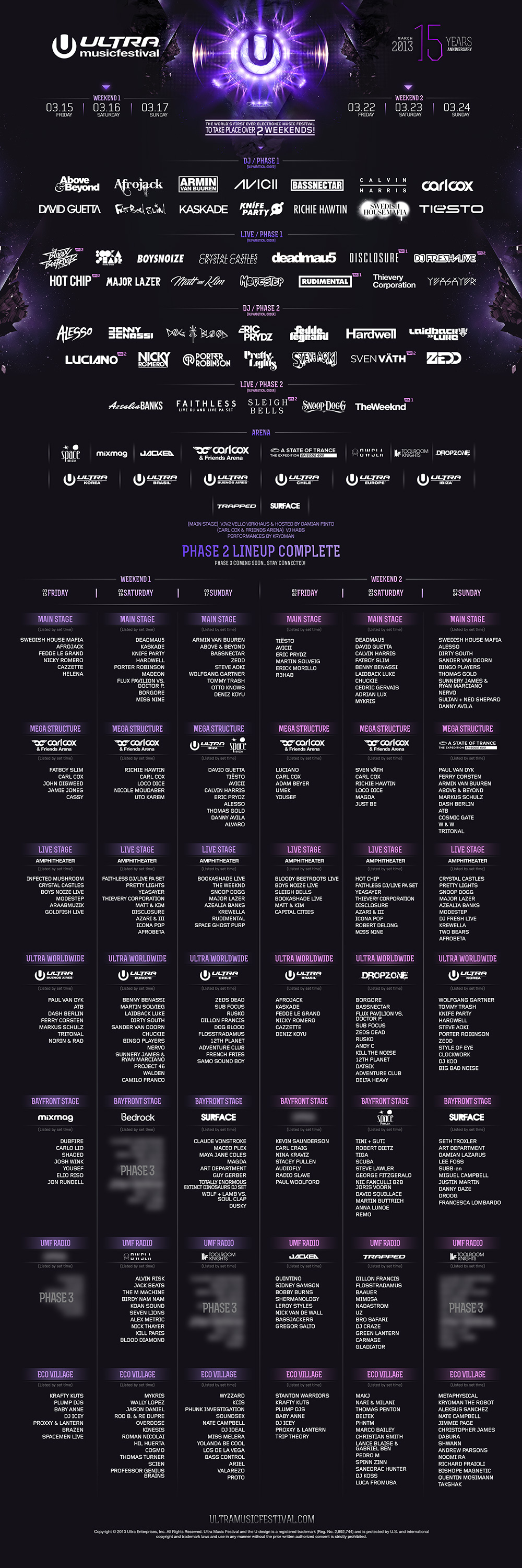 Ultra-Music-Festival-Phase-2-Lineup