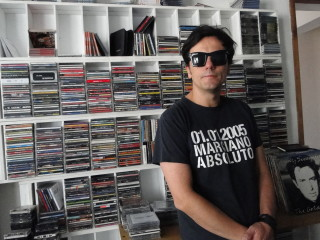 Entrevista en video y Review: Sergio Lagos y su disco Irreversible en exclusiva para LOUD