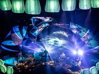 Mira 3 clips en vivo de Animal Collective, bajo la supervisión de The Creators Project (Imperdible)