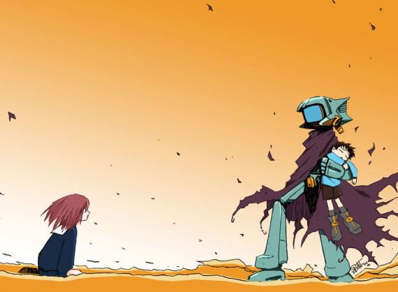 FLCL_by_Giovanni_frik