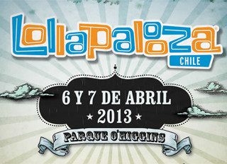 Lollapalooza Chile 2013 será transmitido vía streaming