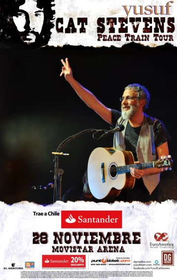 Cat+Stevens+en+Chile++Peace+Train+Tour+2013+1040104_550428961688108_778818