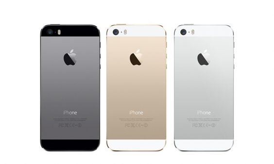 Iphone 5s: Isight & Touch ID