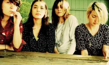 "Warpaint lanza preview de un nuevo tema titulado ""Love Is To Die"""