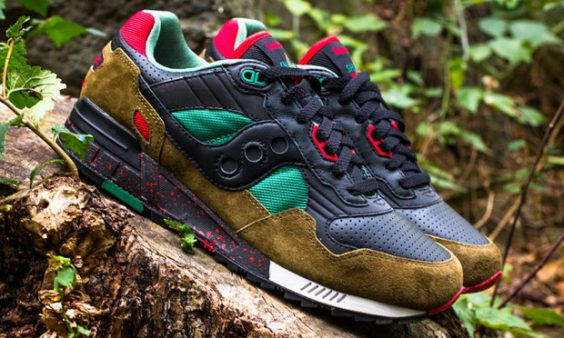 """West NYC x Saucony Shadow 5000: """"Cabin Fever"""""""