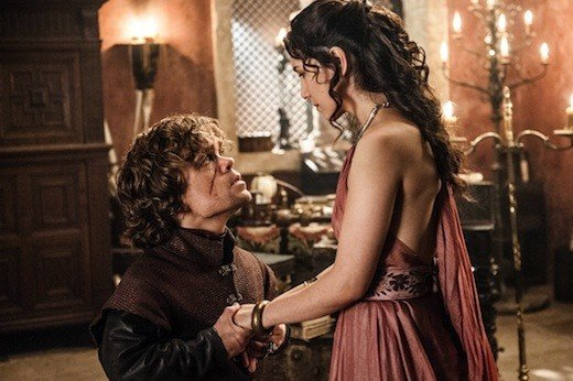 Las 10 mejores muertes de Game of Thrones (Sin orden ... Game Of Thrones Shae And Tyrion