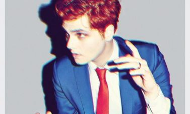 Gerard Way – Hesitant Alien (2014)