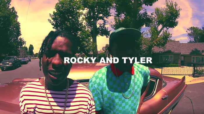 Tyler The Creator Asap Rocky Tour