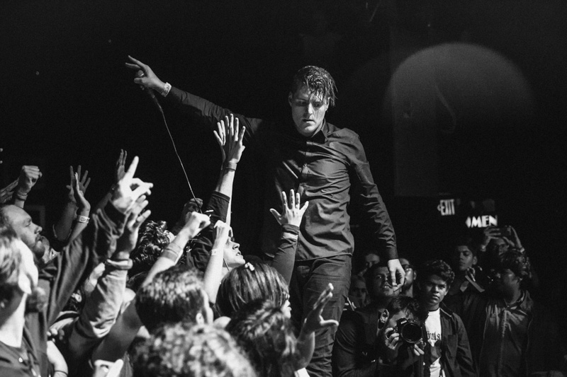 Deafheaven @ The Roxy Theatre, West Hollywood - 11/20/2015