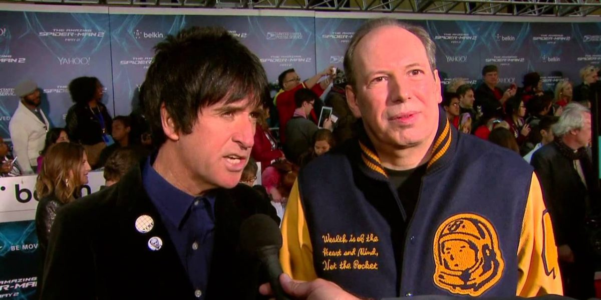 Hans Zimmer junto a Johnny Marr tocan la canción principal de The Dark Knight