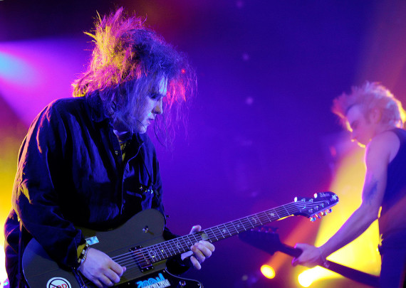 The Cure, 4Tour 2008