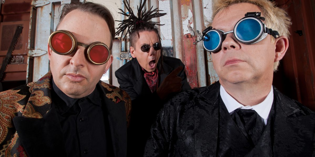 Information Society, A Flock of Seagulls, Cutting Crew y Wang Chung en Chile
