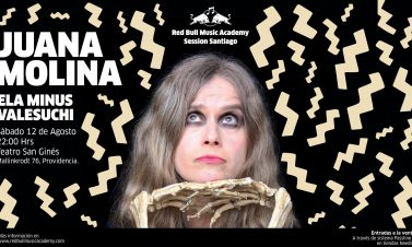 Red Bull Music Academy Session presenta: Juana Molina en Chile