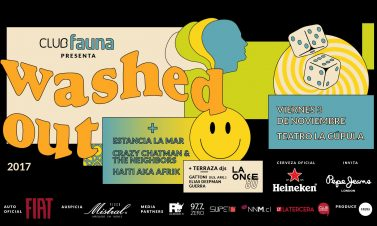 (Ganadores) Pepe Jeans te invita a Washed Out este viernes 3