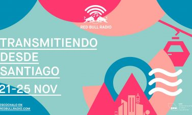 Red Bull Radio: Pop Up Santiago